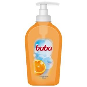 Baba Narancs Folyékony Krémszappan