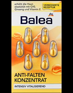 Balea Face Ránctalanító Koncentrátum