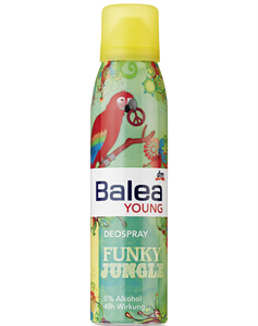 Balea Young Funky Jungle Deospray