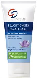 CD Feuchtigkeits-Tagespflege Wasserlilie