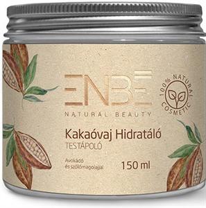 Enbé Kakaóvaj Hidratáló Testápoló