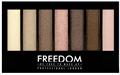 Freedom Makeup Pro Shade & Brighten Szemhéjpúder Paletta Shimmers Kit