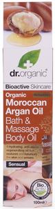 dr. Organic Fürdő- és Masszázsolaj Marokkói Bio Argán Olajjal
