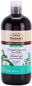 Green Pharmacy Lotus & Jasmine Tusfürdő