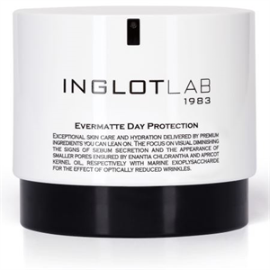 Inglot Evermatte Day Protection Face Cream