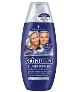Schauma Silver Reflex Hamvas Csillogás Sampon