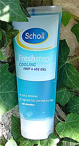 Scholl Fresh Step Cooling Foot & Leg Gel