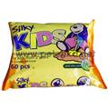 Silky Kids Nedves Toalett Papír
