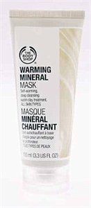 The Body Shop Warming Mineral Mask