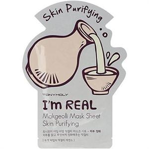Tonymoly I'm Real Makgeolli Mask Sheet Skin Purifying