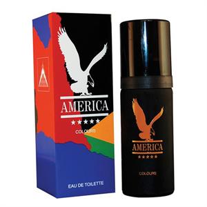 America Colours Férfi Parfüm