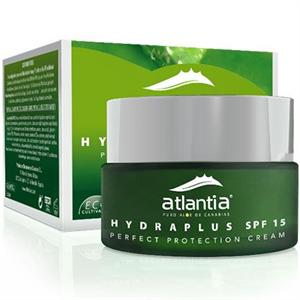 Atlantia Pure Canary Islands Aloe Hydraplus SPF15 Perfect Protection Cream
