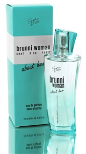 Chat D'or Brunni Woman About Her EDP