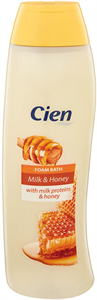 Cien Milk & Honey Habfürdő