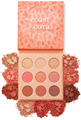 ColourPop Coast To Coral Palette