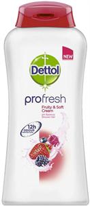 Dettol Profresh Fruity & Soft Tusfürdő