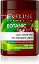 Eveline Botanic Expert Mattító Nappali és Éjszakai Arckrém Teafaolaj Kivonattal