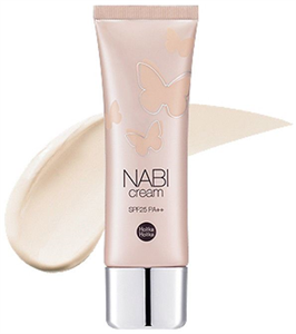 Holika Holika Nabi Cream SPF25 / Pa++ Shiny