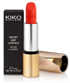 Kiko Velvet Mat Lipstick