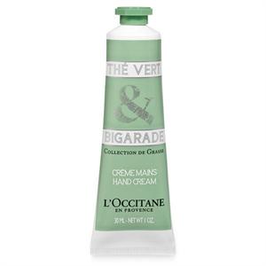 L'Occitane Zöld Tea & Keserű Narancs Kézkrém