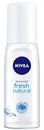 Nivea Fresh Natural Pumpás Női Dezodor