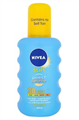 Nivea Sun Protect & Bronze Napozó Spray FF30