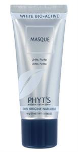 PHYT'S WBA Masque - Bio pigmentfolt halványító arcpakolás