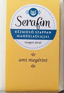Serafim Kézmosó Szappan Mandulaolajjal, Tengeri Sóval