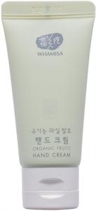 Whamisa Organic Fruits Hand Cream