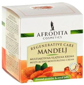 Afrodita Mandulás Multiaktív Tápláló Krém