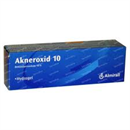Akneroxid 100 mg/g Gél