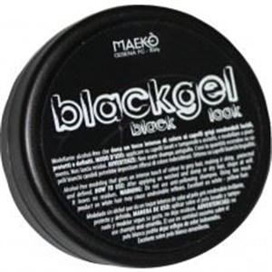 BlackGel Ősz Hajszálakat Azonnal Eltüntető Hajformázó Zselé