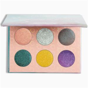 ColourPop Makeup Ur Mind Pressed Powder Shadow Palette