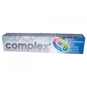 Complex Extra Whitening Fogkrém