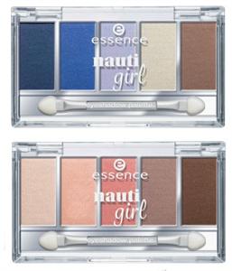 Essence Nauti Girl Eyeshadow Palette