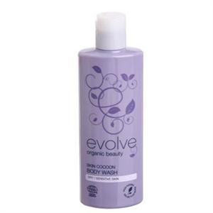 Evolve Organic Beauty Selymes Organikus Tusfürdő
