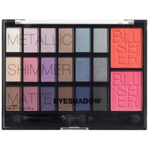 H&M Eyeshadow and Blush Palette