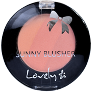 Lovely Sunny Blusher Ásványi Arcpirosító