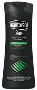 Mantovani Neutral Dermo-Protective Vetiver Habfürdő Férfiaknak