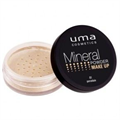 Uma Cosmetics Mineral Powder Make Up Áttetsző Ásványi Púder