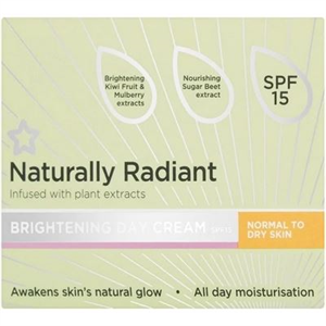 Superdrug Naturally Radiant Cream Normal/Dry Skin
