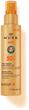 Nuxe Sun Lágy Textúrájú Naptej Spray Arcra és Testre SPF50