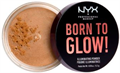 NYX Professional Makeup Born To Glow! Illuminating Powder Highlighter