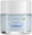 Oriflame Optimals Moisture Quenching Hidratáló Arcmaszk
