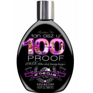 Tan Asz U 100 Proof Lotion