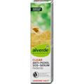 Alverde Clear Arcszérum 3in1 Gyógyiszappal és Bio Teával, Pattanásos, Mitesszeres Bőrre