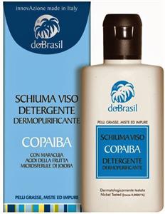 doBrasil Copaiba Arctisztító Hab