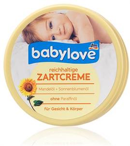 Babylove Arc- és Testápoló Krém