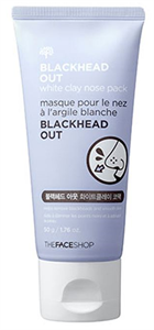 Thefaceshop Blackhead Out White Clay Nose Pack