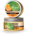 Bielenda Vegan Friendly - Narancs Feszesítő Hatású Testápoló Vaj